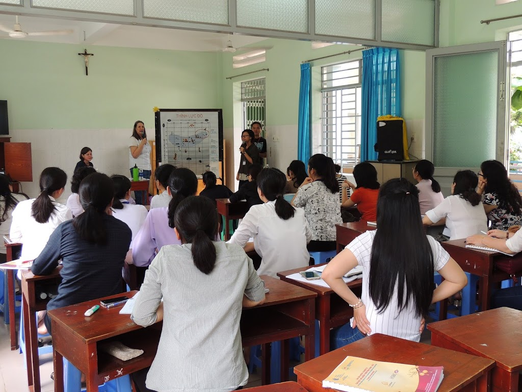 Auditory-Verbal Therapy Training in Vietnam
