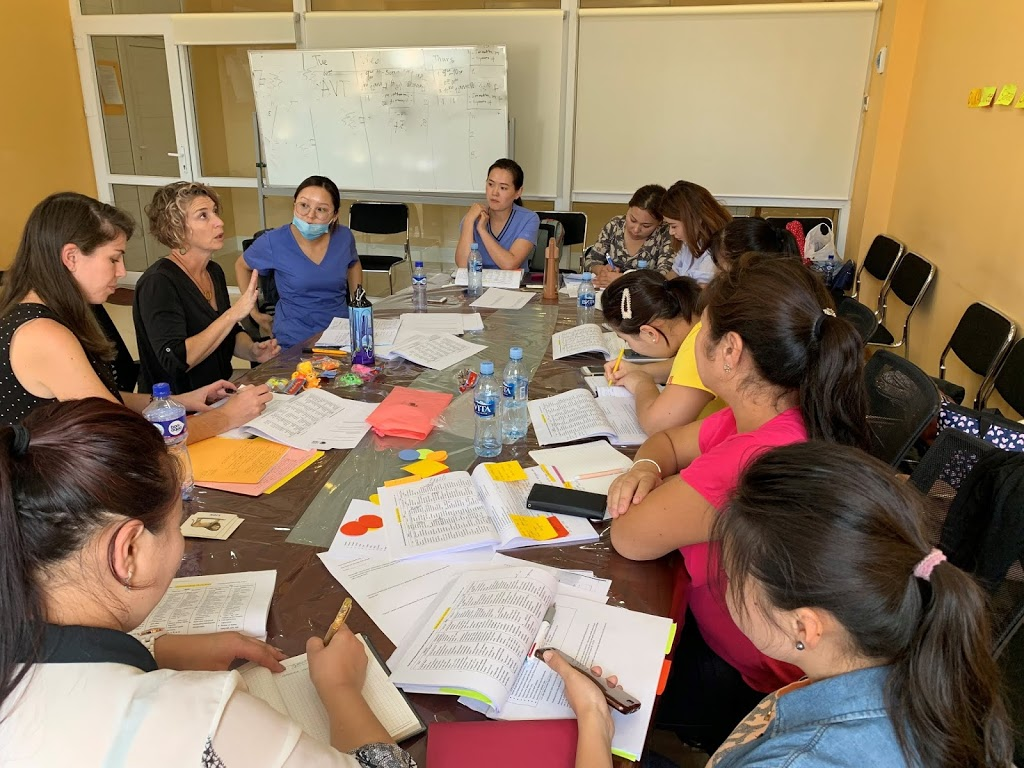 Fourth Training Workshop in Mongolia