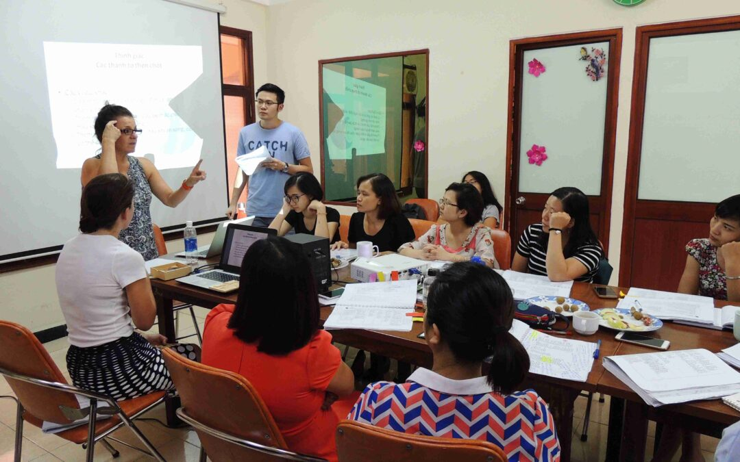 Impactful Month in Vietnam
