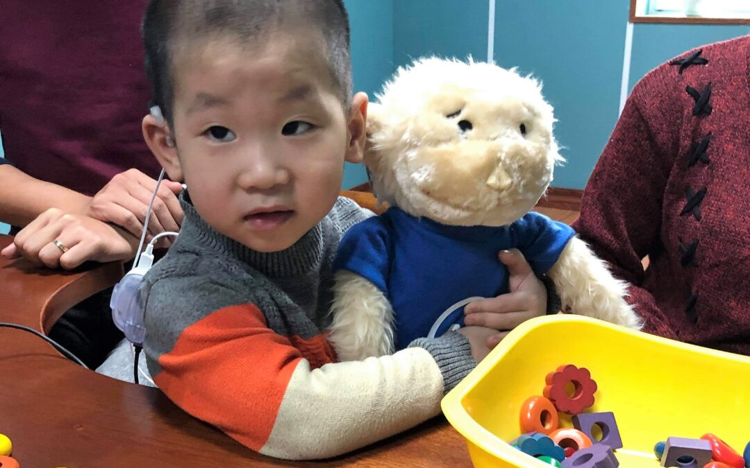 New Partnership Will Bring Cochlear Implants to Children in Need in Vietnam